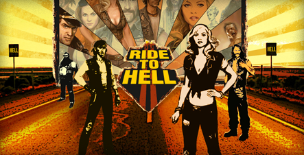 Ride To Hell Small